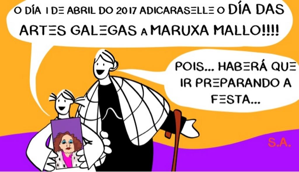 Día das Artes Galegas 2017