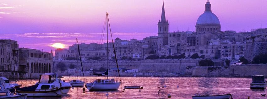 Couverture facebook en HD malta