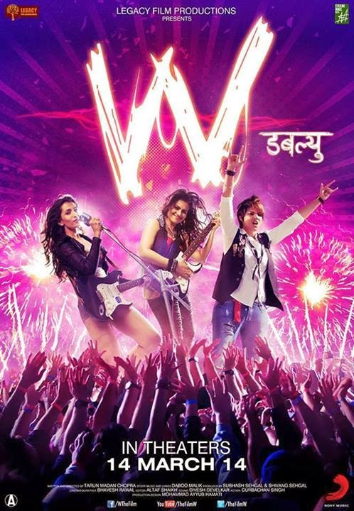 W (2014) Mp3 Songs Free Download