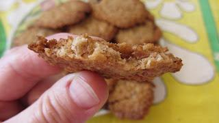 очень тонкое печенье