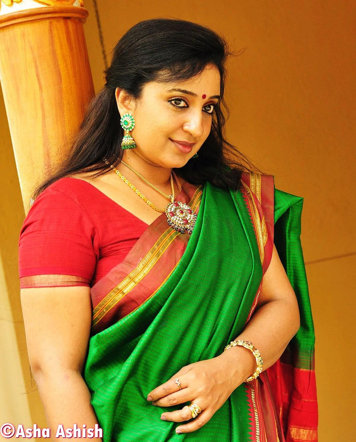 Latest Malayalam News: Asha Ashish: Malayalam TV Actress Sona Nair Latest Gallery