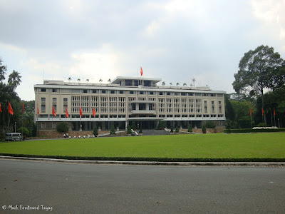 Reunification Palace Vietnam Photo 1