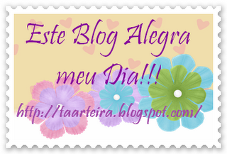 Recebi do blog AO TOQUE DO AMOR