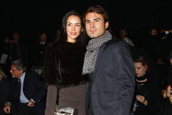 Adrian Mutu and his wife Consuelo plan to adopt the Chinese baby found alive in sewer pipe