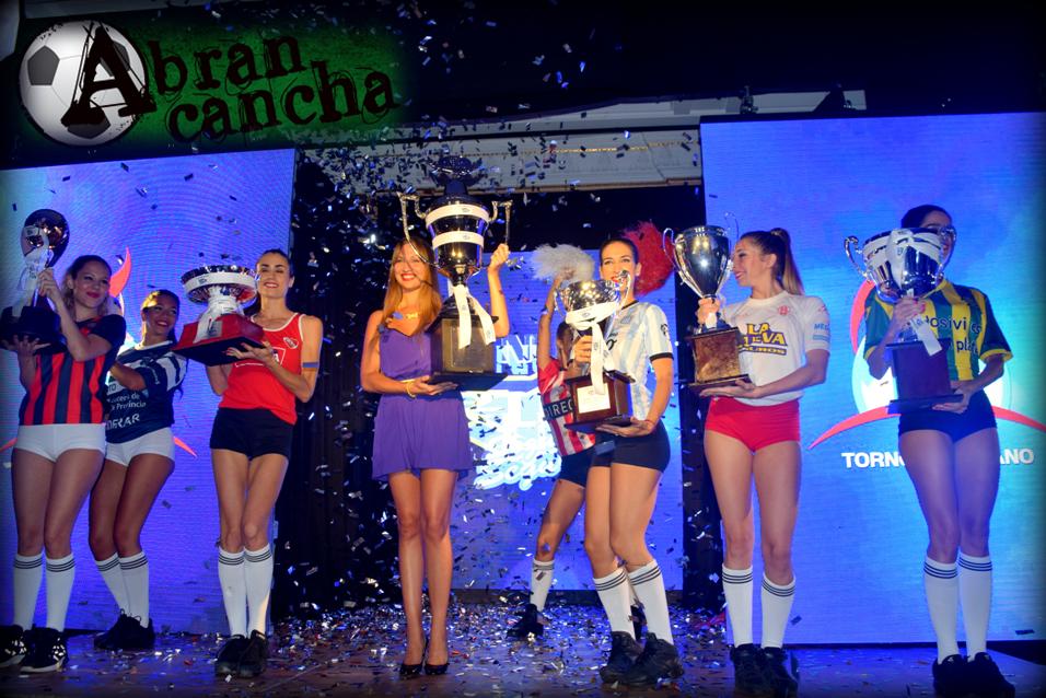 Presentación del Torneo de Verano La Nueva Seguros 2016
