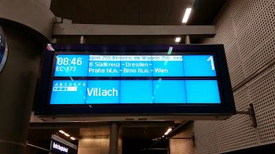 Bahnverkehr: Abschied vom Vindobona – Fernzug Berlin – Prag – Wien