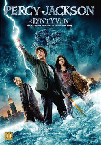 Percy Jackson and The Olympians The Lightning Thief เพอร์ซี่ แจ็คสัน กับสายฟ้าที่หายไป