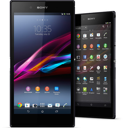 Sony Xperia Z Ultra - Features and Specifications
