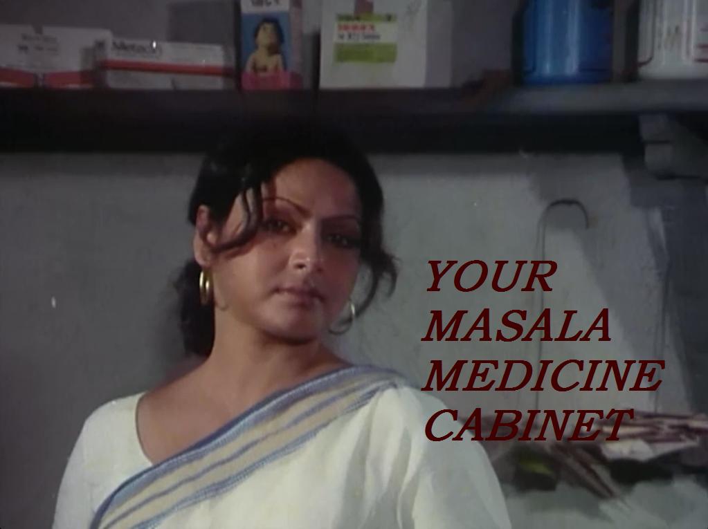 Your Masala Medicine Cabinet