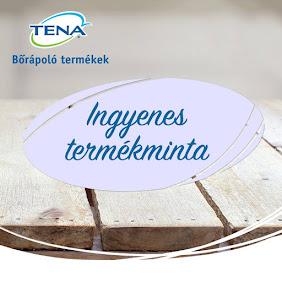 Ingyenes TENA bőrápoló termékminta-csomag