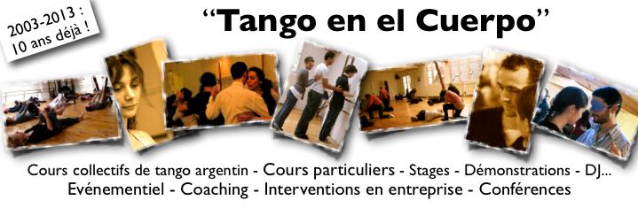 """Tango en el cuerpo"", tango argentin à Paris"