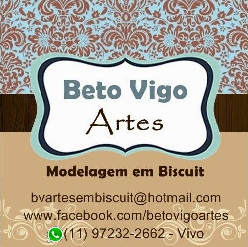 Beto Vigo Artes - Modelagem em Biscuit