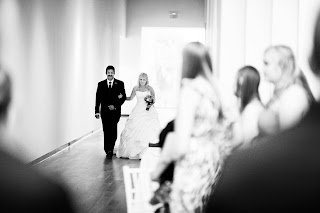 father daughter bride ceremony