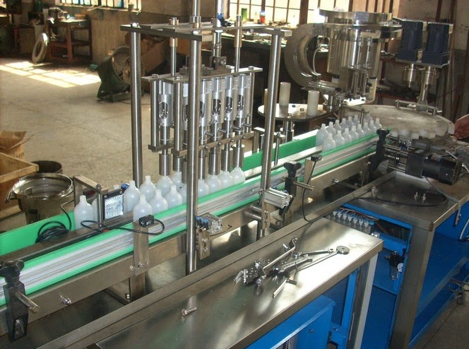 Coconut jam 4 filling nozzles linear liquid cream filler equipment juice filling screw capping line