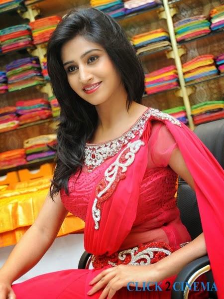 Shamili Hot Spicy Saree Stills
