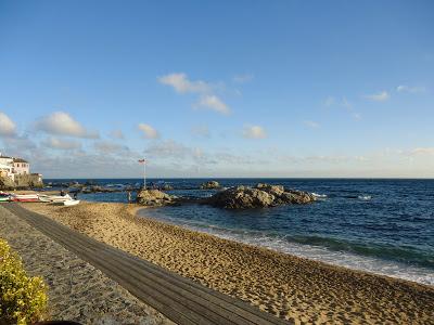 Calella de Palafrugell beach
