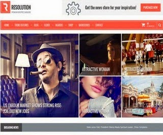 10 Best Free Wordpress Themes for July 2014