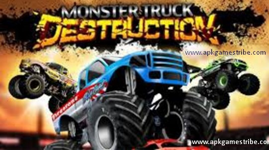 monster truck destruction apk