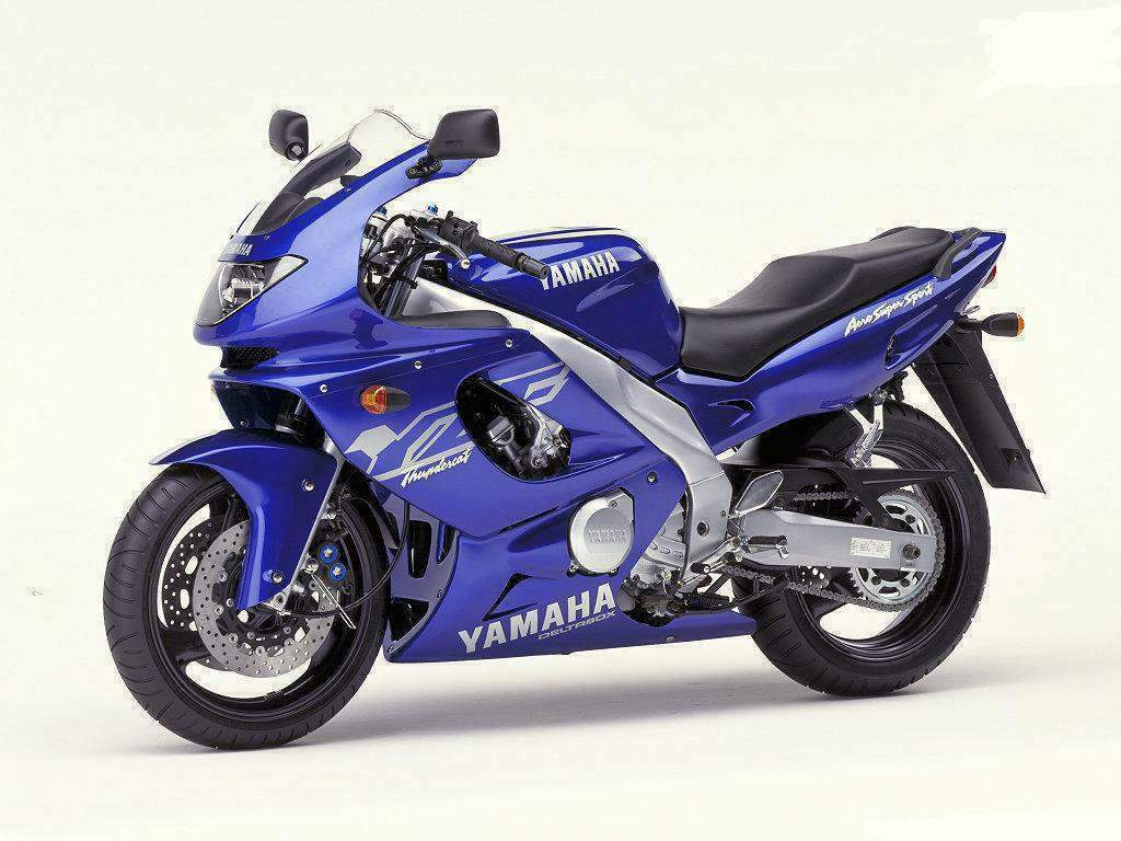 yamaha yzf 600 thundercat service manual free service. Black Bedroom Furniture Sets. Home Design Ideas
