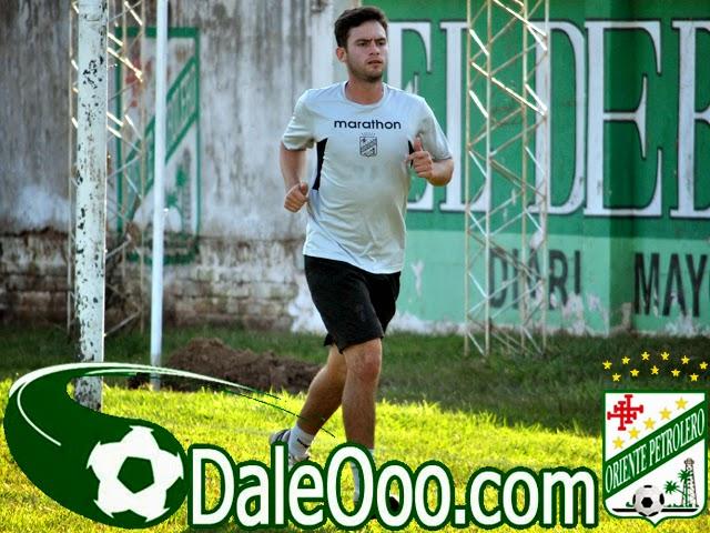 Oriente Petrolero - Fernando Saucedo - DaleOoo.com web del Club Oriente Petrolero