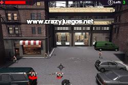 Jugar Gangsta War - www.crazyjuegos.net