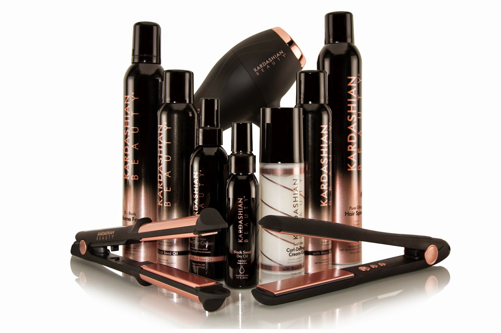 Hair Styling Equipment: Fivetwo Beauty: Kardashian Beauty For Your Hair