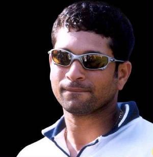 On Sachin s Debut