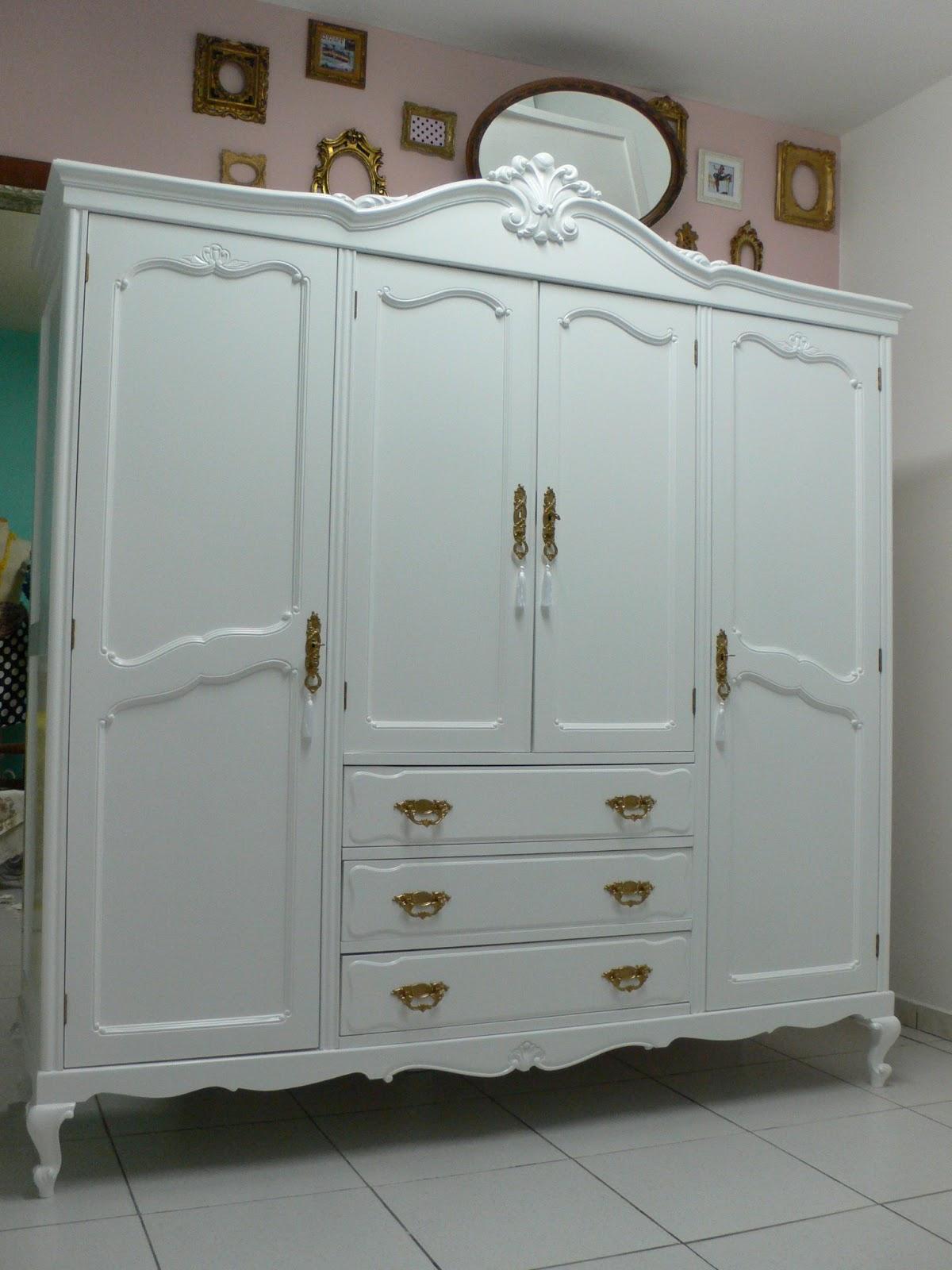 Restaurar Guarda Roupa Antigo : Ateliando customiza??o de m?veis antigos quarto antigo