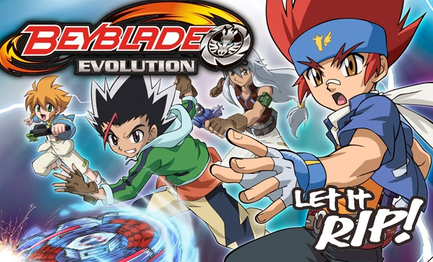 Beyblade Games For PC Archives