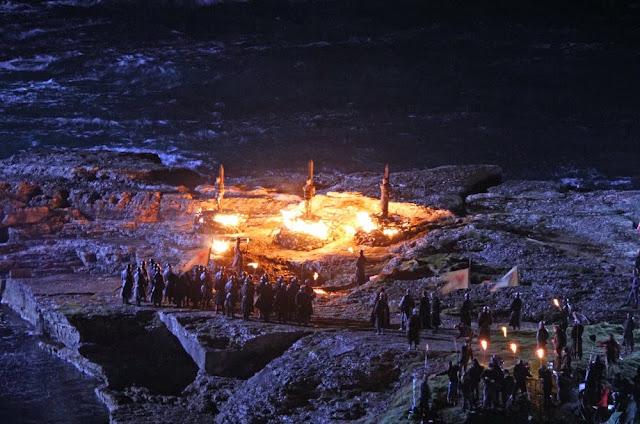rodaje 4T juego tronos trama Stannis 2 - Juego de Tronos en los siete reinos