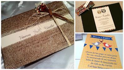 convite arraiá de núpcias flores de papel crepom casamento julino