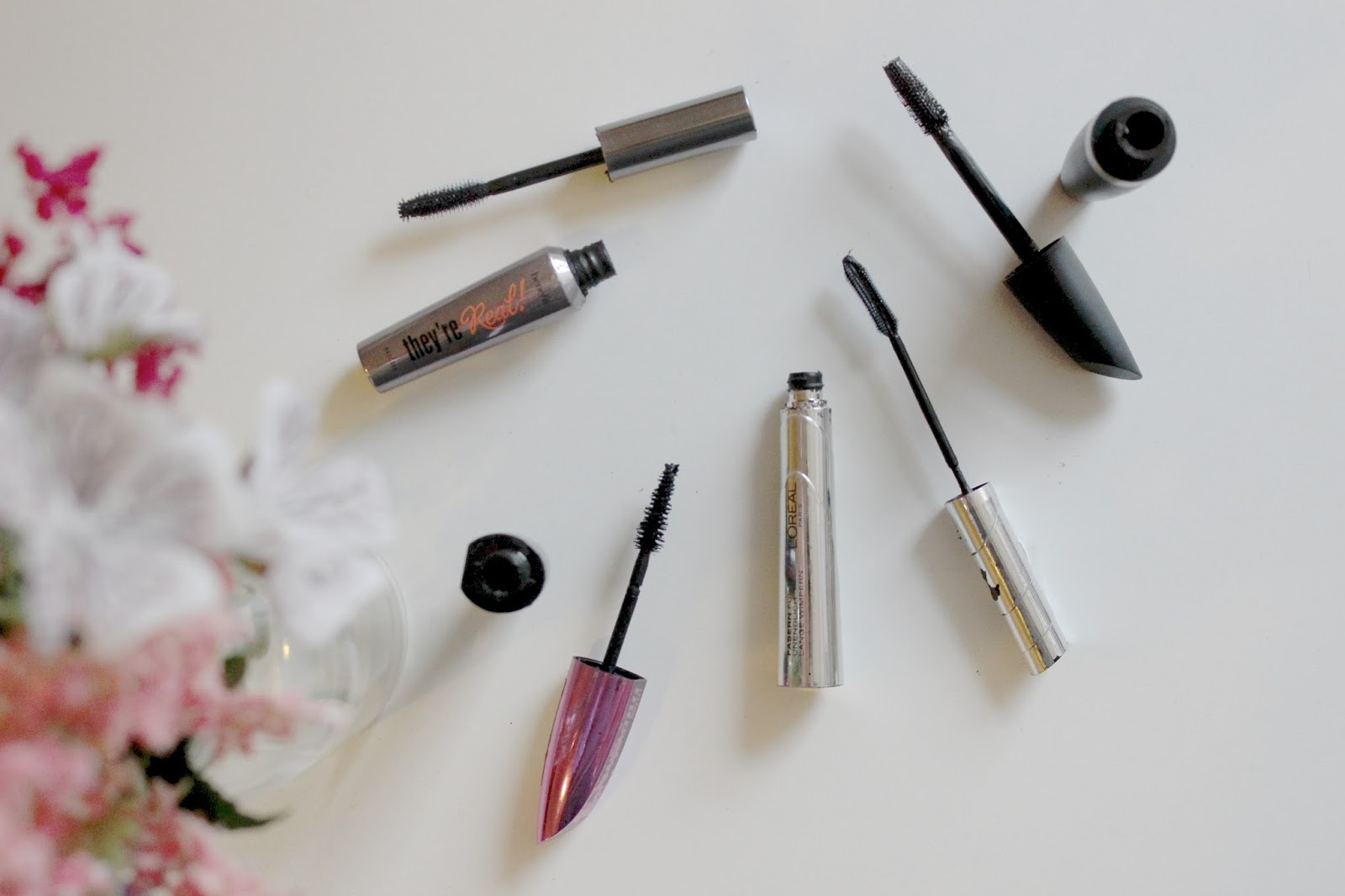 My Top Mascara Buys