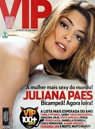 Fotos e vídeos - Juliana Paes Playboy