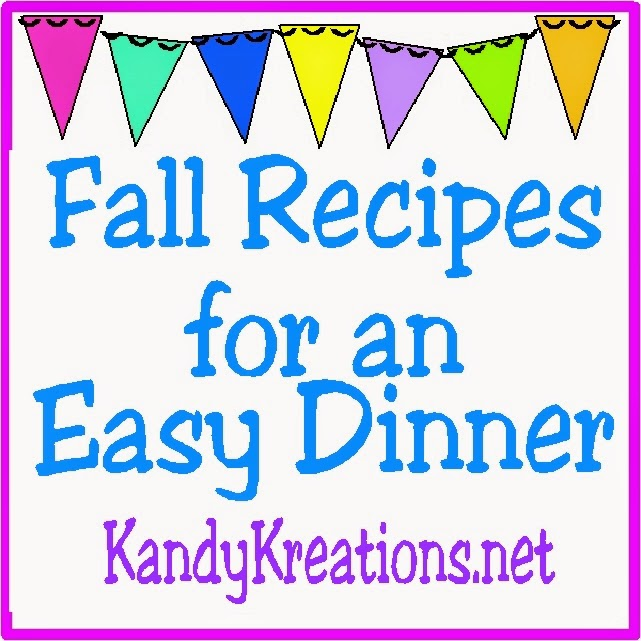 The weather is getting colder and the days shorter, so what to cook for an easy dinner when all you want to do is cuddle by the warm fire? Here are five fall recipes to help you make an easy dinner that will warm your insides and satisfy your palette.