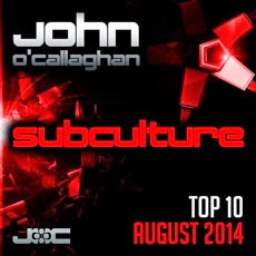 Baixar John OCallaghan Subculture Top 10 August