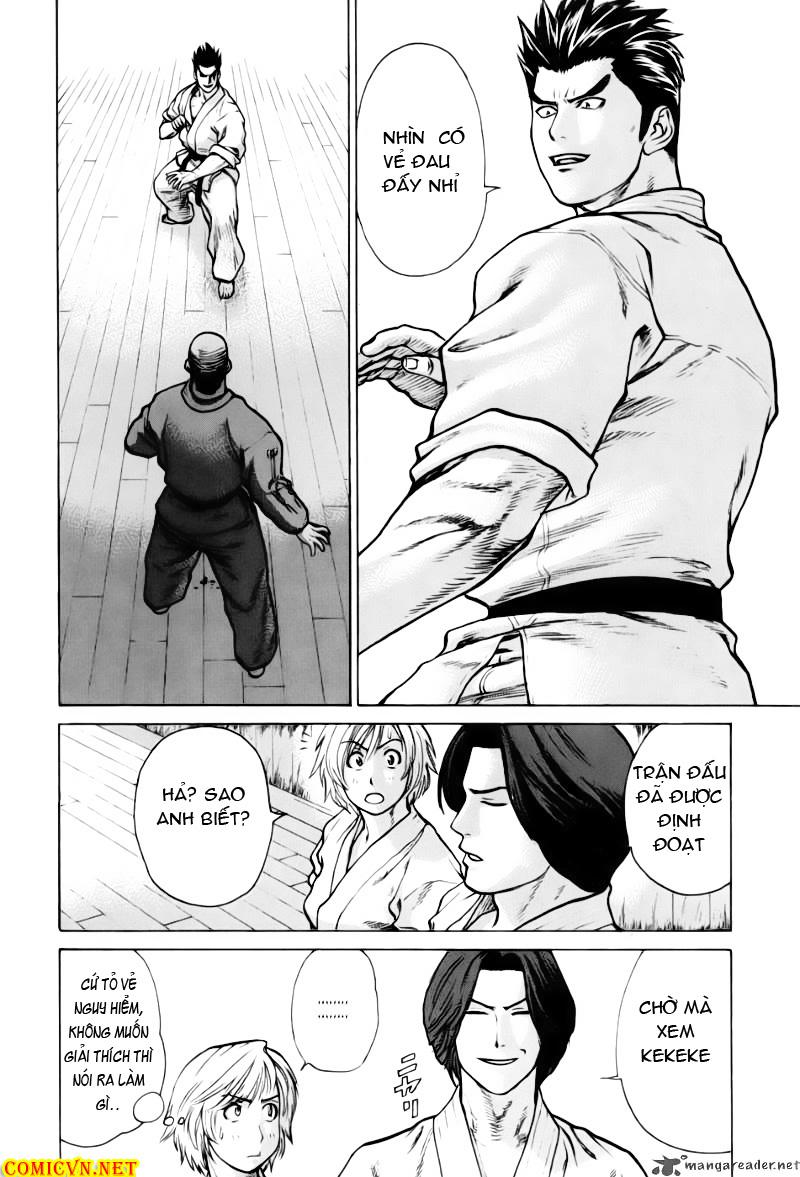 Karate Shoukoushi Kohinata Minoru chap 40 Trang 3