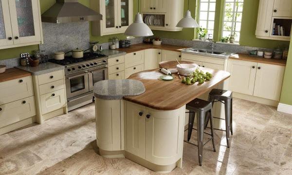 Chill decoraci n 30 modelos de mesas y barras para for Ultimos modelos de cocinas