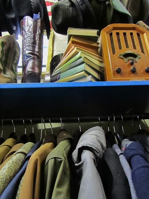 W Armstrong & Son Vintage Edinburgh - Menswear