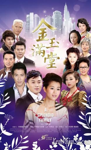 Kim Ngọc Mãn Đường - HTV7 - TVB