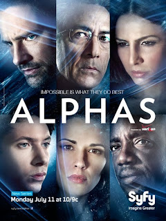 Biệt Đội Alphas - Alphas Season 1