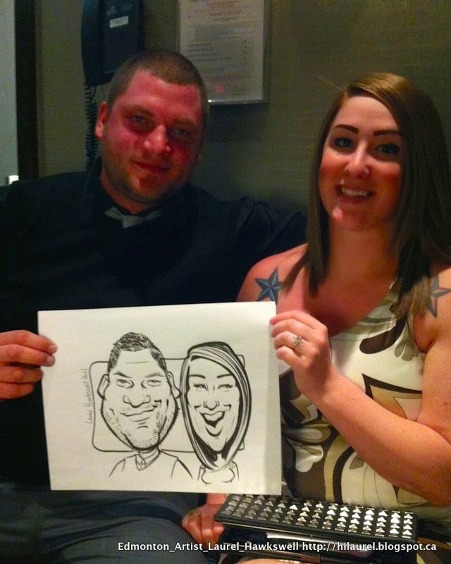 edmonton caricature artists