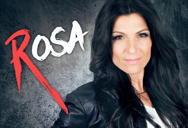 Rosa Laricchiuta chanteuse québécoise La Voix