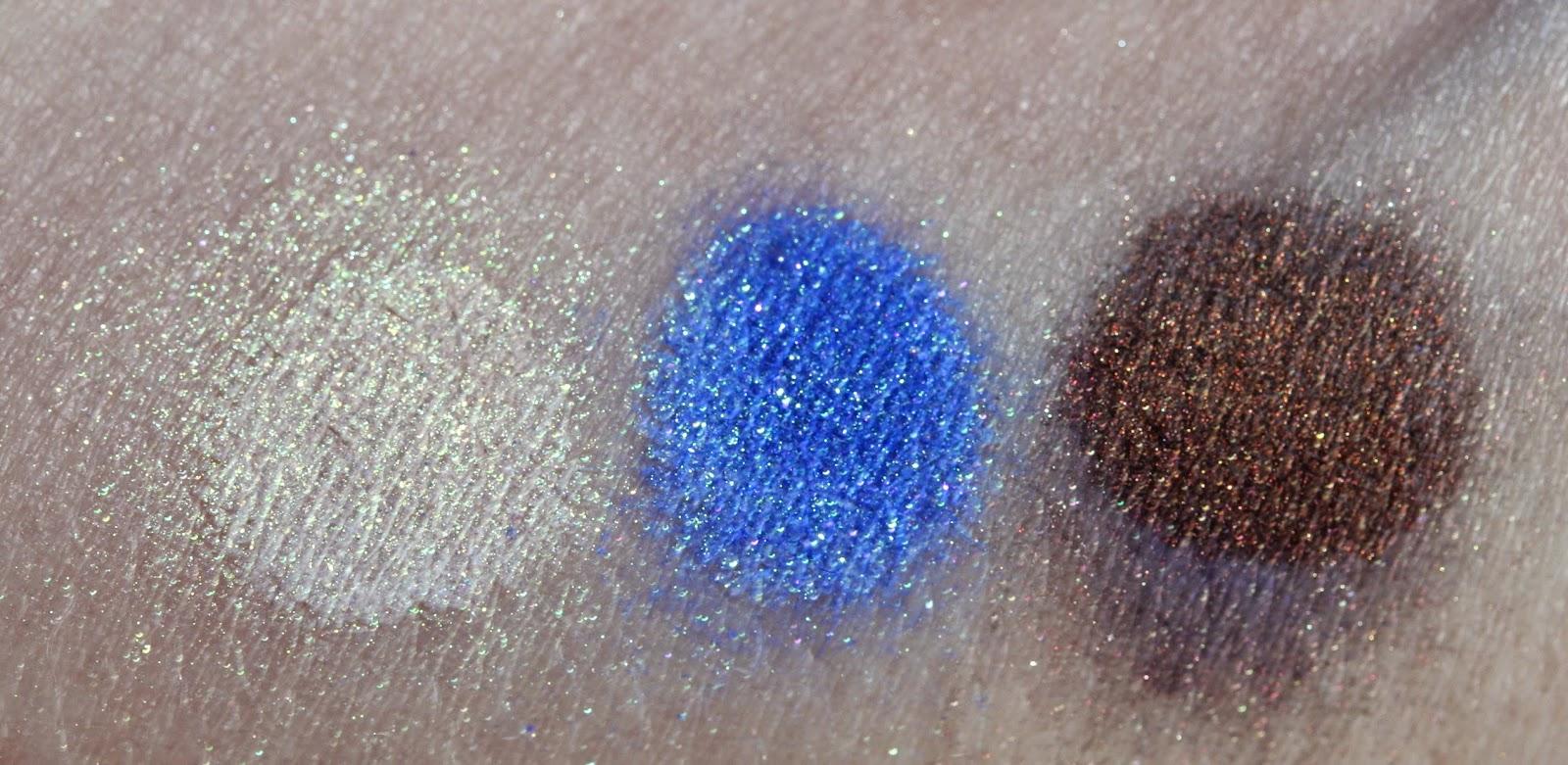 Moon Prism Powder, Yzma's Essence of Llama, Tardis with flash