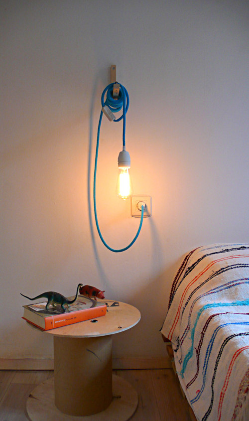 Lampade A Muro Fai Da Te: Click to enlarge image lampada vintage bottiglie g.