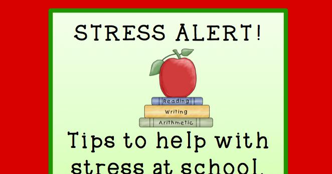 Stress Alert Teach123