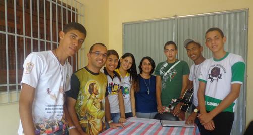 Na diocese de Estância (SE), nasce mais um grupo de Juventude Missionária