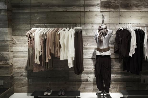 Boutique ruti en san francisco interiores por paulina for Disenos para boutique