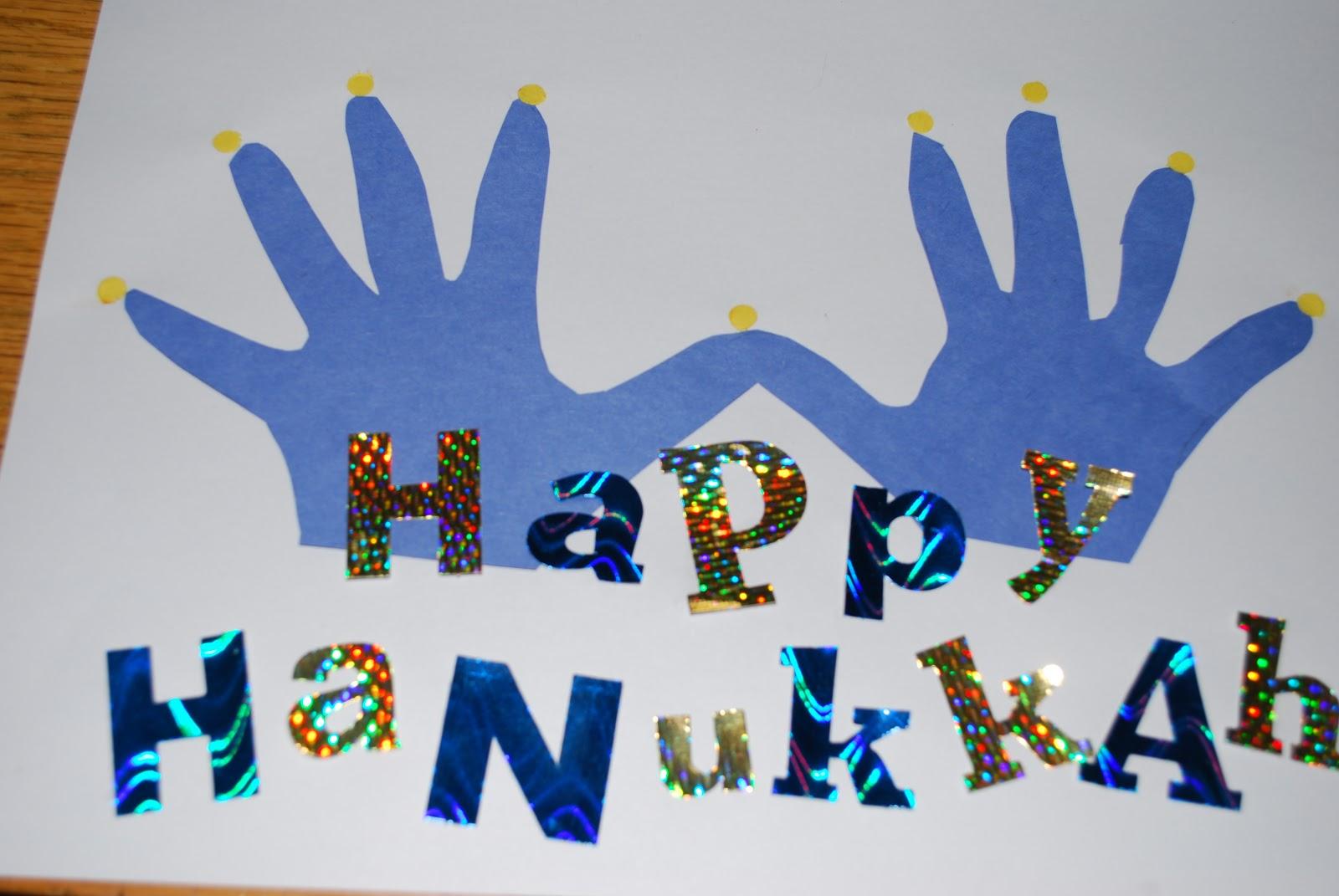 Uncategorized Handprint Menorah crafty mimzy handprint menorah add your hanukkah greeting