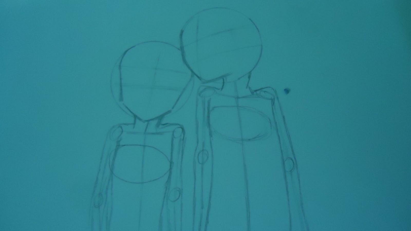 Semuanya ade 8 step untuk lukis anime senang je kalau korang lembutkankan tekanan pensel korang tuu bahan bahannyapencil mechanicallorekkan pensil