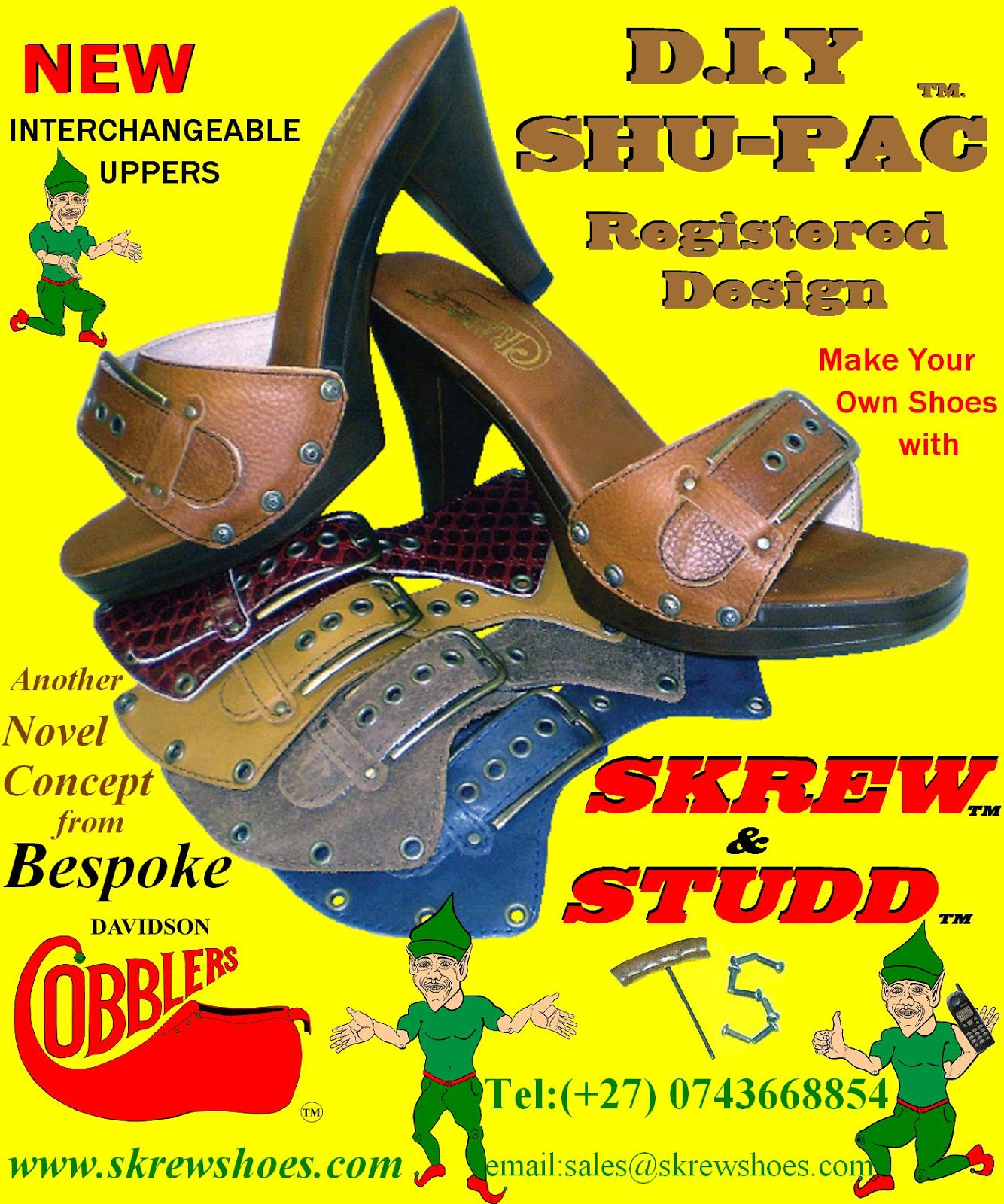 Skrew Shoes